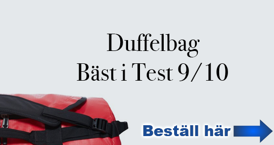 Bäst i test - Duffelbag