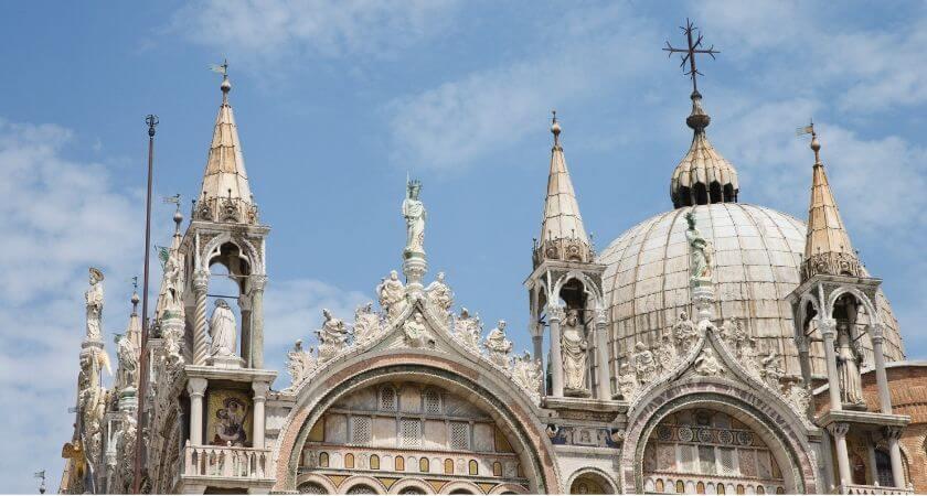 Markuskyrkan i Venedig