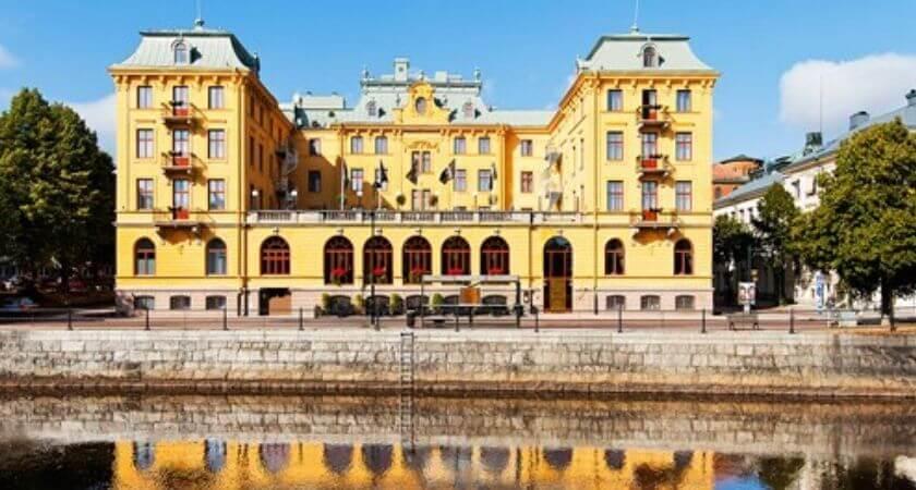 Elite Grand Hotel i Gävle